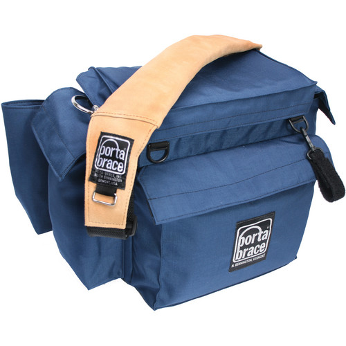 Porta Brace PC-202 Production Case (Blue)