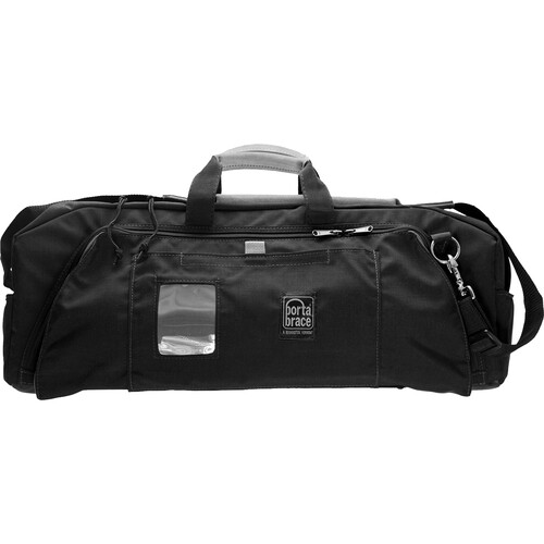 Porta Brace RB-3 Lightweight Run Bag for A/V Production Accessories (Large, Black)