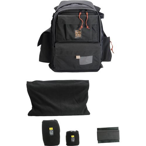 Porta Brace RIG-3BKXSRK RIG Backpack Kit (Black)
