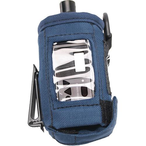 Porta Brace Audio Technica ATW-T1802 & Lectrosonics HM Radio Mic Bouncer (Blue)