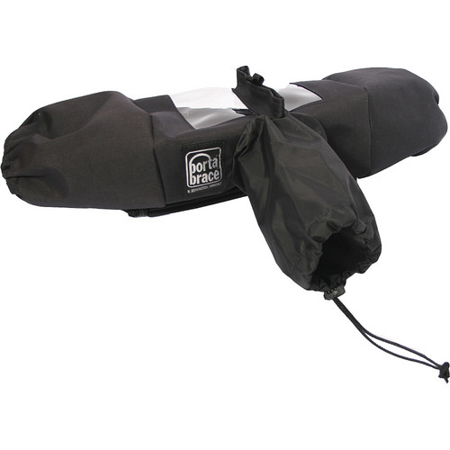 Porta Brace DSLR Rain Slicker (Black)