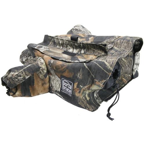 Porta Brace DSLR Rain Slicker (Mossy Oak)