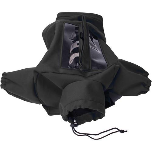 Porta Brace RS-DSLR2B DSLR Rain Slicker (Black)