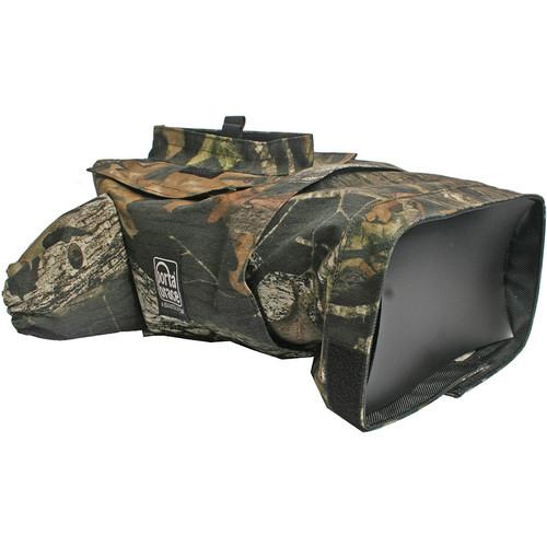 Porta Brace RS-DSLR2/MO D-SLR Rain Slicker (Mossy Oak Camouflage)