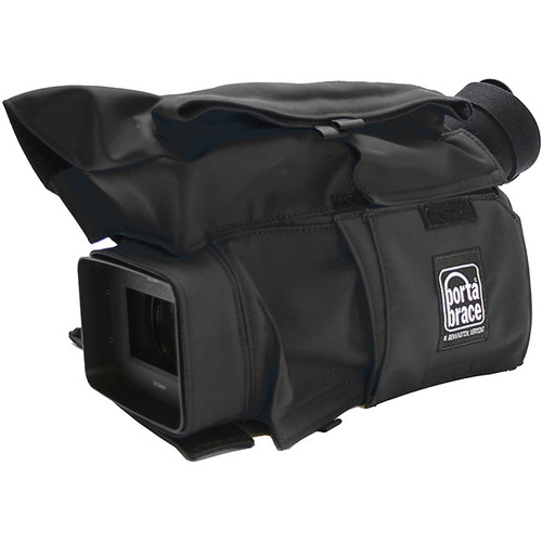Porta Brace RS-HVX200B Mini DV Rain Slicker (Black)