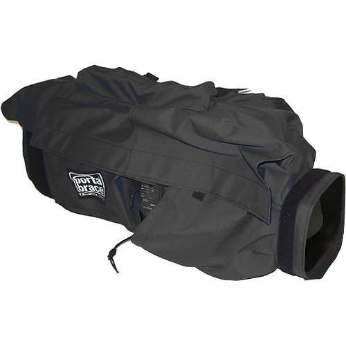 Porta Brace RS-S270B Compact HD Rain Slicker (Black)