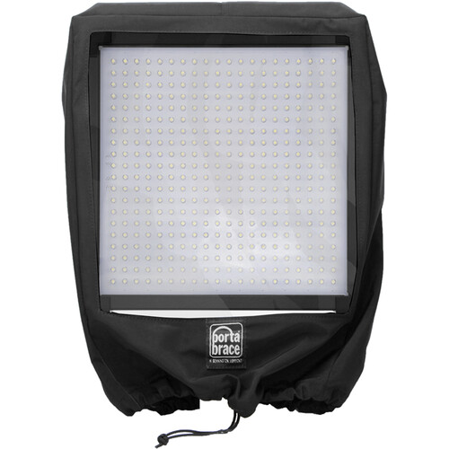 Porta Brace RT-LED1X1 Lite Panel Rain Cover (Black)