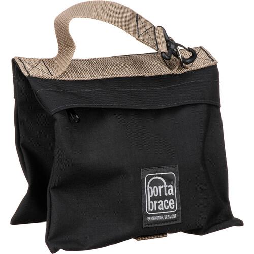 Porta Brace Black 15 Lb Sandbag (Empty)