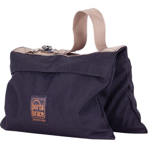Porta Brace Black 25 Lb Sandbag (Empty)
