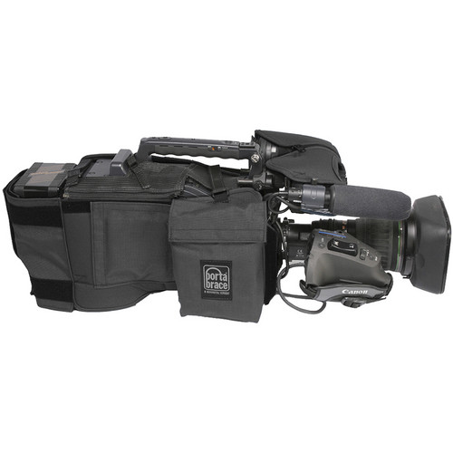 Porta Brace SC-HPX2000 Shoulder Case for Panasonic AJ Series Camcorders (Black)
