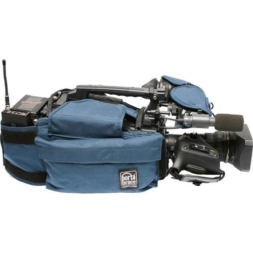 Porta Brace SC-PDW700 Shoulder Case for Sony PDW-700 XDCAM Camcorder (Blue)