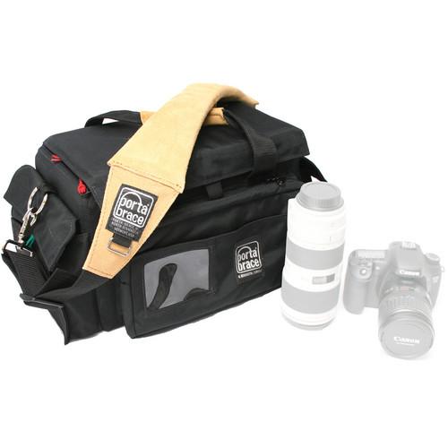 PortaBrace SLR-1B SLR Camera Carrying Case (Black)