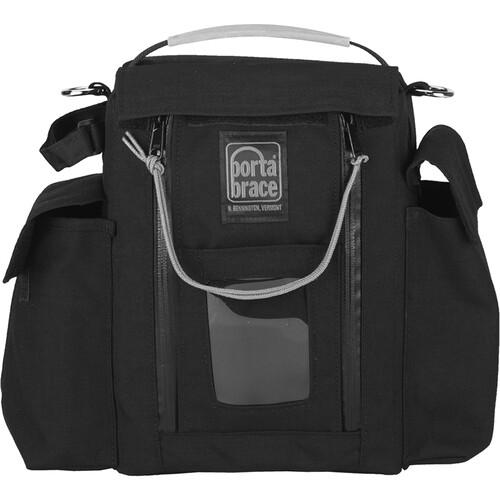 "Porta Brace DSLR Slinger Case (4 x 10 x 6"", Black)"