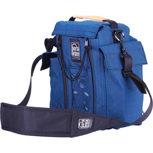 "Porta Brace DSLR Slinger Case (4 x 10 x 6"", Blue)"