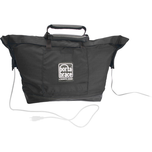 Porta Brace SP-1BBAT SP-1BAT Battery Sack Pack (Midnight Black)