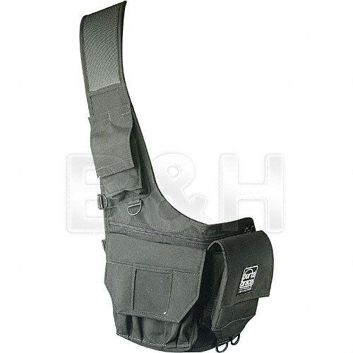 Porta Brace SS-2 Side Sling Pack (Black)