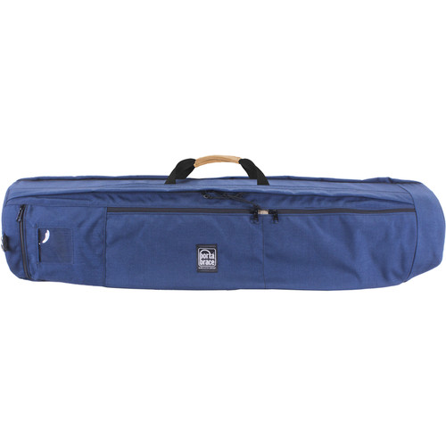 """Porta Brace TS-38B Padded Tripod Shell Case - for Tripods up to 38"""" Long with Leg Diameters less than 12"""" (Blue)"""