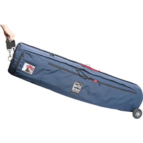Porta Brace TS-46BOR Tripod Shellpack with Wheels (Signature Blue)