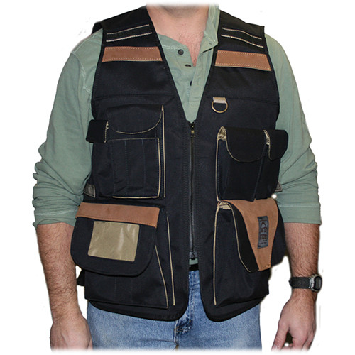 Porta Brace Director's Cut Video Vest (Extra Large)