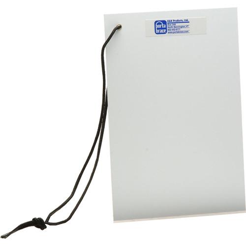 PortaBrace White Balance Card