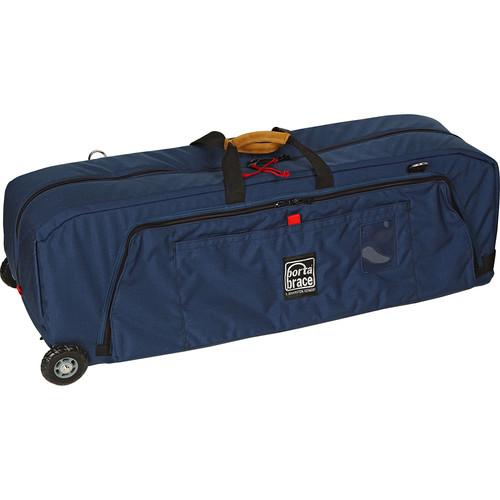 Porta Brace WRB-3OR Wheeled Run Bag (Signature Blue)