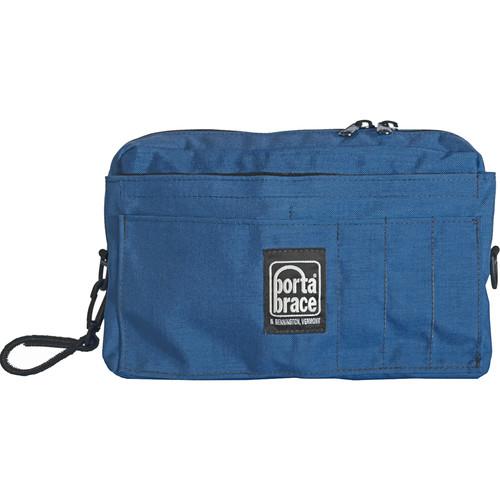 PortaBrace BP-2PL Replacement Pocket for the BP-2 Belt Pack (Large, Blue)