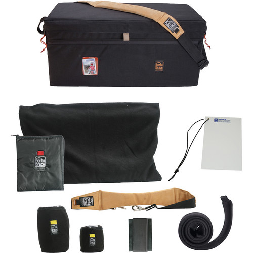 Porta Brace RIG-4SRK Rig Camera Case (Black)