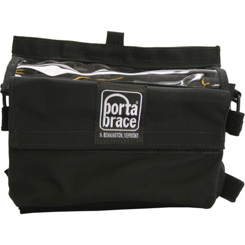 Porta Brace Extreme Wireless Mic Case (Black)