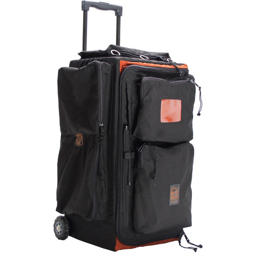 Porta Brace Wheeled Cosmetic Off Road Case (Black)