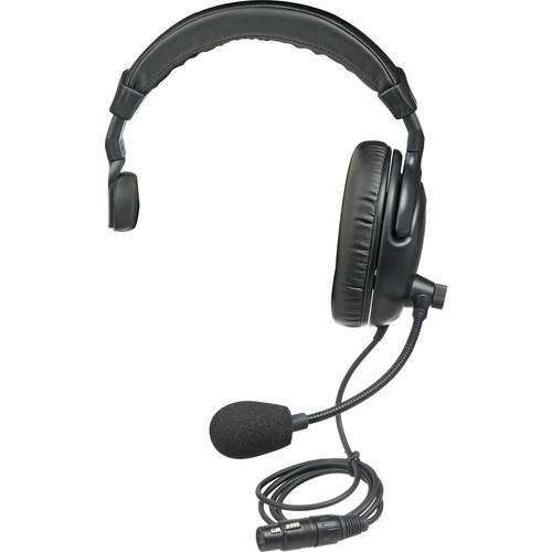 PortaCom H2000S - Single-Sided Headset for Intercoms