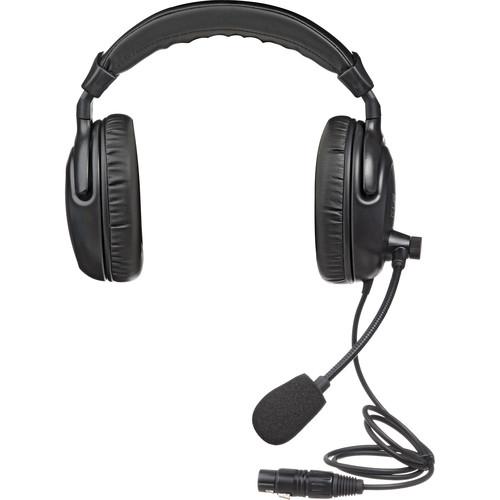 PortaCom H2000 Dual-Earpiece Headset