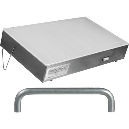 "Porta-Trace / Gagne 11x18"" Stainless Steel Light Box with Handle Kit (5,000K)"