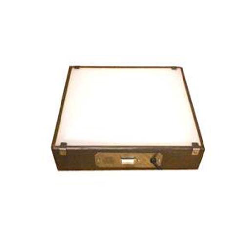 """Porta-Trace / Gagne 12 x 14"""" American Walnut Light Box"""
