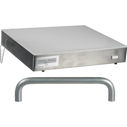 "Porta-Trace / Gagne 11x17"" Stainless Steel Light Box with Handle Kit (2- 5,000K Lamps)"