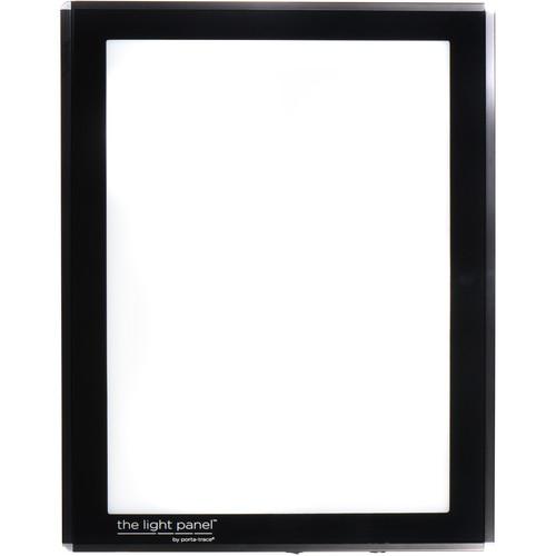 """Porta-Trace / Gagne LED Light Panel (18 x 24"""", Black)"""