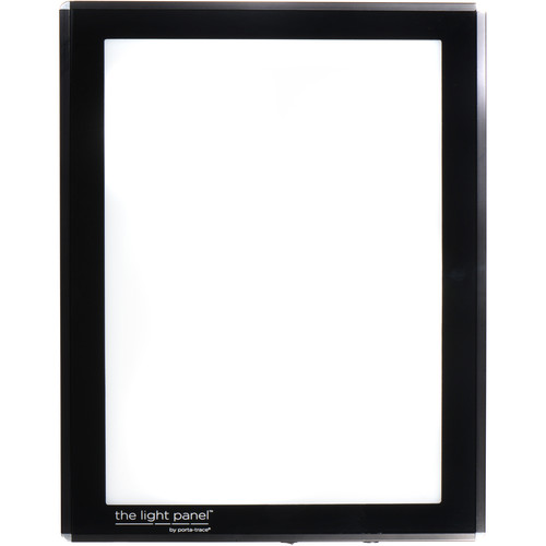 "Porta-Trace / Gagne LED Light Panel (18 x 24"", Black)"