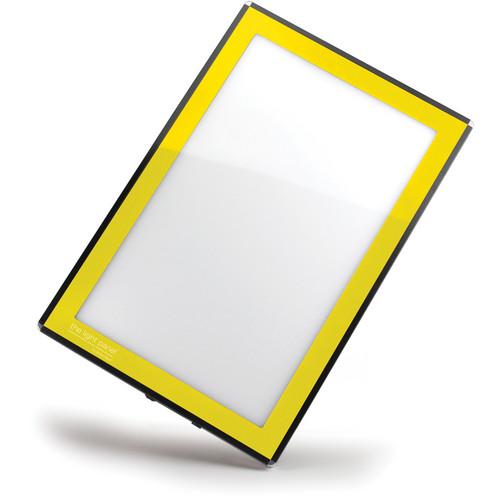 "Porta-Trace / Gagne 18 x 24"" LED Light Panel (100/240 VAC, 50/60 Hz, Yellow)"