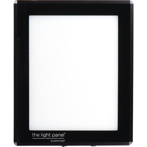 """Porta-Trace / Gagne LED Light Panel (8.5 x 11"""", Black)"""