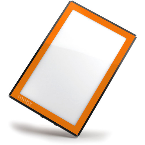 "Porta-Trace / Gagne LED Light Panel (8.5 x 11"", Orange)"
