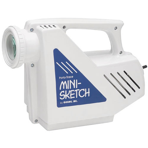 Porta-Trace / Gagne Mini-Sketch Opaque Projector