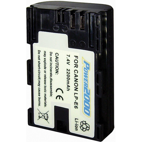 Power2000 ACD-320 Rechargeable Lithium Ion Battery
