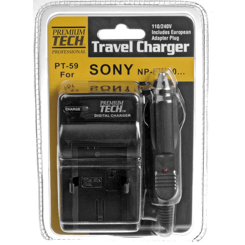 Power2000 Charger for Sony NP-FW50