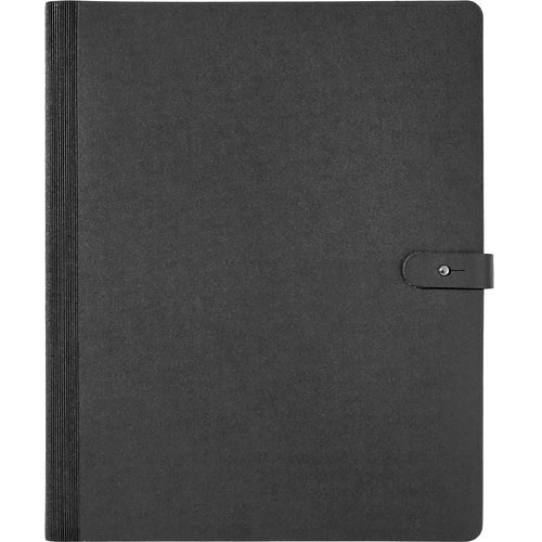 "Prat Pampa Spiral Book - 5 x 7"" (Black)"