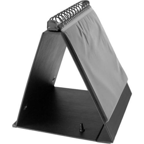 "Prat Classic Easel Binder - 8.5 x 11"" - Black - Ten Pages"