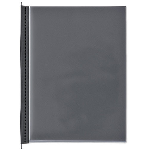 "Prat Refill Pages for 11x14"" Rod Binders - Ten Sheet Protectors"