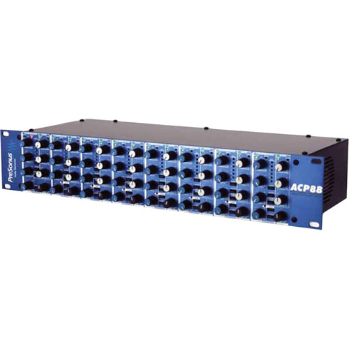 PreSonus ACP88 - 8 Channel Compress/Limiter with Gate