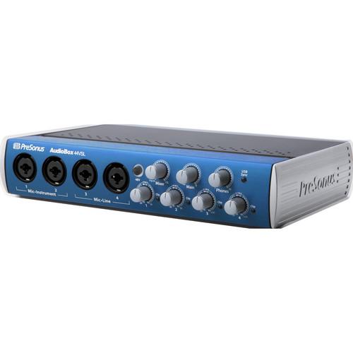 PreSonus AudioBox 44VSL - USB 2.0 Recording System