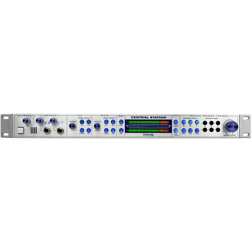 PreSonus Central Station - Studio Monitoring Control Center