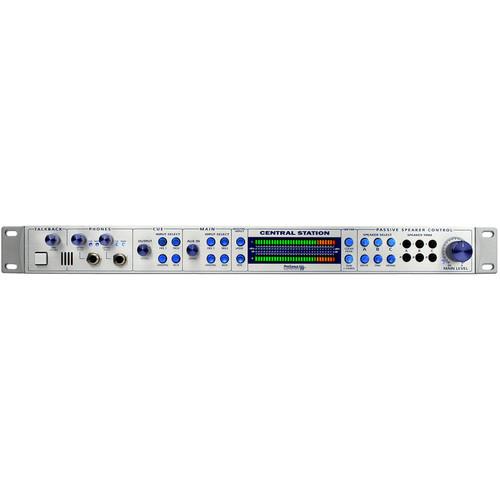 PreSonus Central Station - Studio Monitoring Control Center