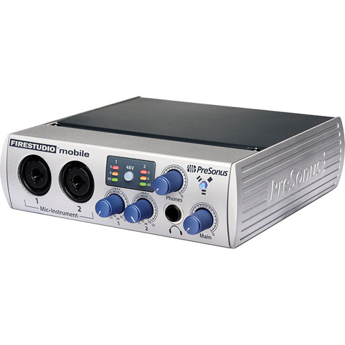 PreSonus FireStudio Mobile - 10 x 6 FireWire Computer Audio Interface